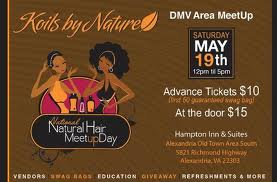 National Natural Hair Meet up