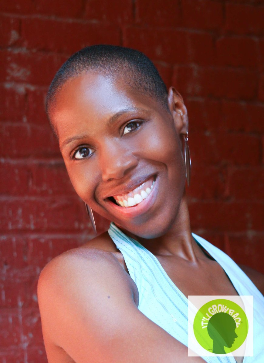 Feature Fridays - Dr. Andrene Taylor - The Diary of a Natural Gal