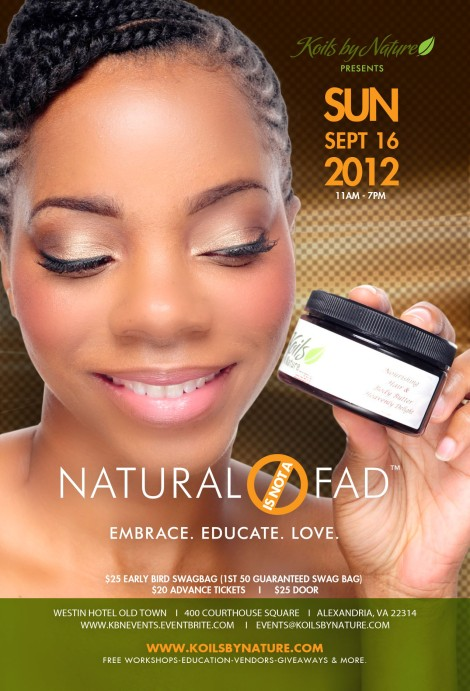 Natural is NOT a Fad - Koils By Nature - The Diary of a Natural Gal