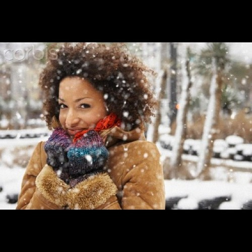 Baby It's Cold Outside - Protective Style Challenge - The Diary of a Natural Gal