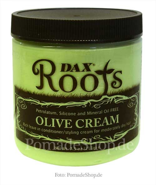 Dax Roots Olive Cream  - The Diary of a Natural Gal