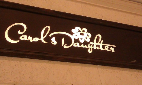 Carol's Daughter Store Logo