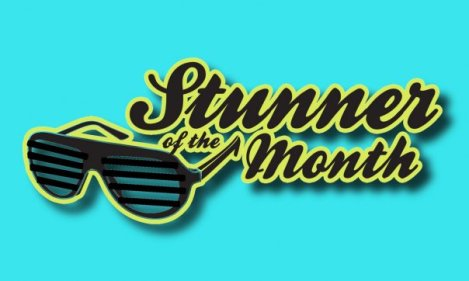 Stunner of the Month logo