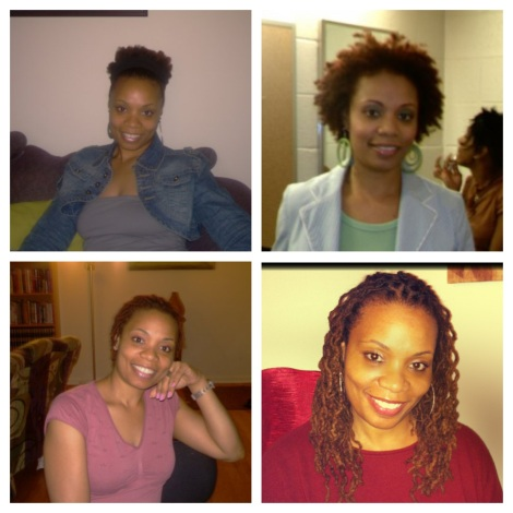 My Natural Hair Journey - Kendell